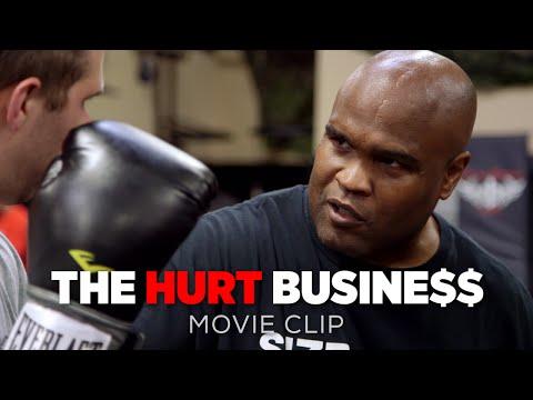 The Hurt Business (Clip 'Gary Goodridge Recounts Devastating Concussion')