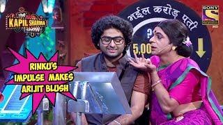 Video Rinku Devi's Sudden Impulse Makes Arijit Singh Blush - The Kapil Sharma Show MP3, 3GP, MP4, WEBM, AVI, FLV Maret 2018