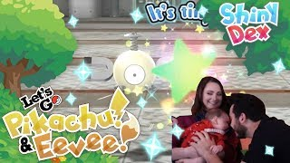 COMPETITIVE SHINY MAGNEMITE IN POKEMON LET'S GO PIKACHU and EEVEE! by aDrive