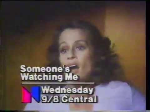 Someone's Watching Me 1978 NBC Movie Promo