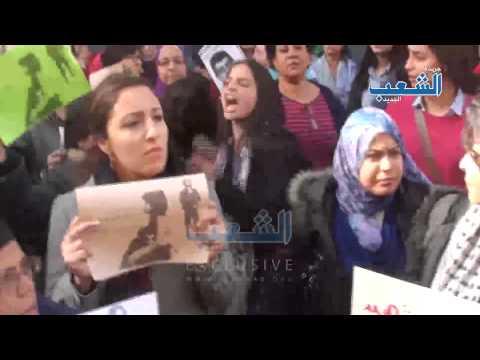 """ميدان طلعت حرب يهتز بهتاف """"الداخلية مش وزارة.. الداخلية بيت دعارة"""""""