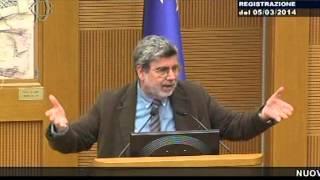 Costituzione e legge elettorale - On. Falomi