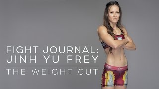 Fight Journal: Inside Invicta Title Challenger Jinh Yu Frey's Weight Cut by MMA Fighting