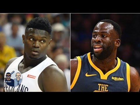 Video: Zion could be 'an extremely athletic Draymond Green' on offense, David Griffin says | Jalen & Jacoby