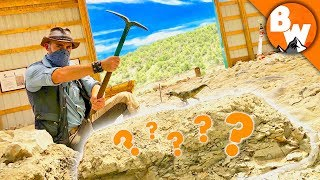Digging Up Jurassic Treasure! by Brave Wilderness