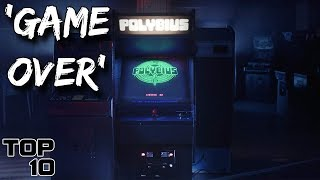 Top 10 Cursed Games You Should Never Play - Part 2