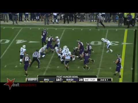 Bishop Sankey vs BYU 2013 video.