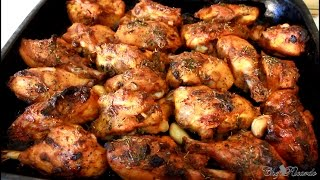 Garlic Oven Baked Chicken Recipe (JAMAICAN WAY OF COOKING !!)Garlic Oven Baked Chicken Recipe (JAMAICAN WAY OF ...