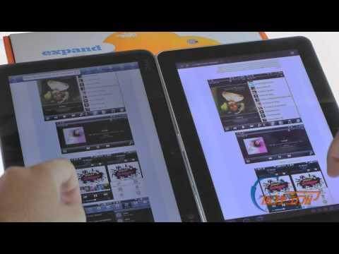 HTC Jetstream VS Samsung Galaxy Tab 10.1