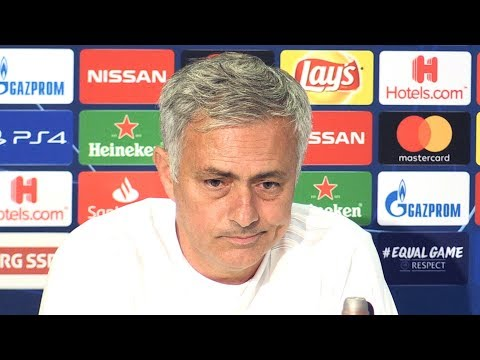 Jose Mourinho Full Pre-Match Press Conference - Young Boys v Manchester United - Champions League (видео)