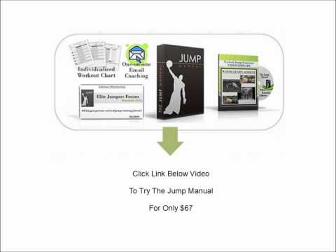 How To Jump Higher - Michael Jacob Hiller's Jump Manual