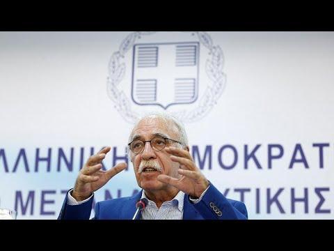 Βίτσας: «Το υπουργείο αναλαμβάνει τη δομή ΠΙΚΠΑ της Λέσβου»…
