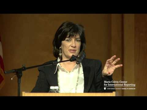 "Christiane Amanpour: ""My Life As..."""