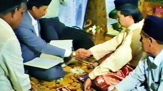Perkahwinan Otham & Saadiah.