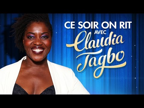 Spectacle Complet Ce Soir on Rit avec Claudia Tagbo