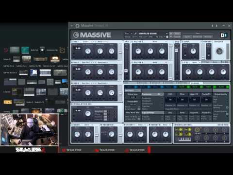 Native Instruments Massive Review