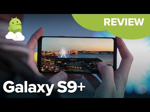 Samsung Galaxy S9 Review! [Galaxy S9 Plus]