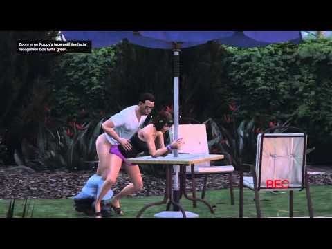 Grand Theft Auto V *Butt Sex Photo Mission* PS4 Stream