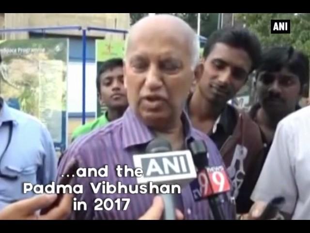 नहीं रहे उडुपी रामचंद्र राव