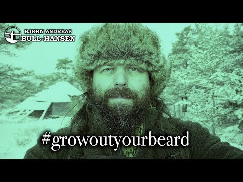 Grow Out Your Beard To Celebrate Your Masculinity | Bjørn Andreas Bull-hansen