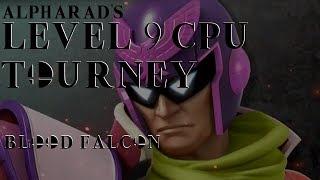 'Blood Falcon' - Alpharad's Level 9 CPU Tourney