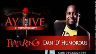 Ay Comedy Skit - Naija Police On The Cashless Level