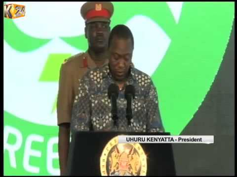 Pres. Uhuru Launches 310Mw Wind Power Project