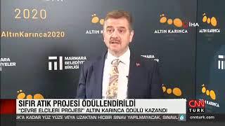 Altın Karınca 2020 Ödül Töreni - Cnn Türk