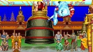 Street Fighter 2 SoundBoard YouTube video