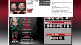 Nonton Ufc Fight Night 113  Nelson Vs  Ponzinibbio Full Card Fight Predictions Picks Analysis Film Subtitle Indonesia Streaming Movie Download