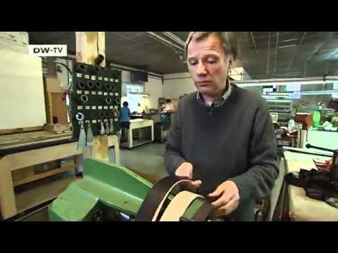 Serie: Handmade in Germany - Gürtel fürs Leben - Fabrik Ludwig Schröder   Made in Germany