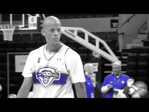 Alonzo Mourning III Highlights @ NBPA Top 100 Camp [Scout - 3 star] (видео)
