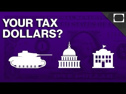 Where - There's one thing all Americans have in common: taxes. Where exactly do our tax dollars go? How does the US government spend our money? Here's a breakdown. Learn More: Your 2013 Federal Taxpayer...
