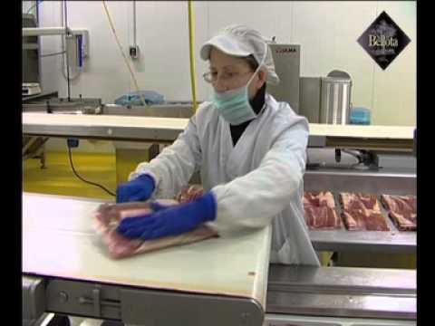 Jamon iberico - corte envasado
