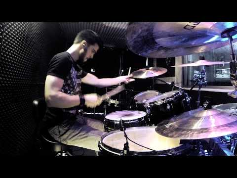 Royal Blood - Out of the Black - Drum Cover By Adrien Drums