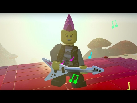 LEGO Worlds brings brick-building onto consoles and PC, will directly compete with Minecraft