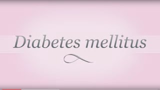 Diabetes mellitus 2016 aktuell