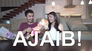 Video UNBOXING BONEKA BISA MAKAN + BUANG AIR MP3, 3GP, MP4, WEBM, AVI, FLV Mei 2018