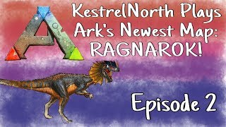 Come, join me in my romp through Ark's newest map: Ragnarok. This is episode 2 of my little series wherein I frolic with dinos and try not to get eaten.
