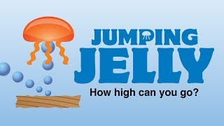 Jumping Jelly YouTube video