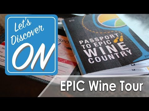 Let's Discover ON - EPIC Wine Tour in Essex County, ON