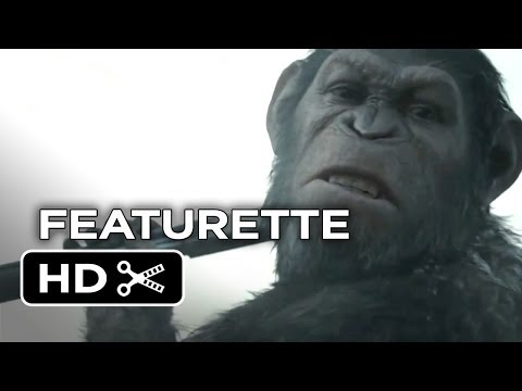evolved apes led by Caesar Watch Dawn of the Planet of the Apes 2014 Full Hollywood Films 480x360 Movie-index.com