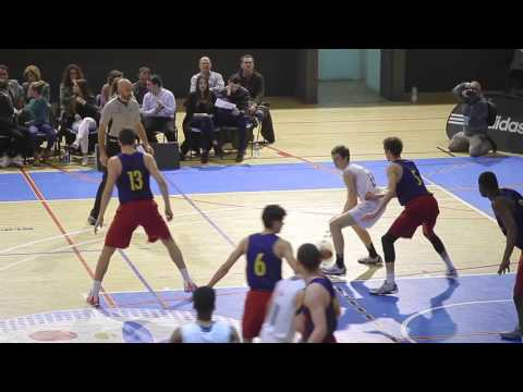 ANGT L'Hospitalet: Final Highlights