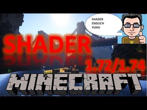 Minecraft 1.7.10 Forge und Shader Mod [GERMAN] [HD+] GLSL Shader Mod (видео)