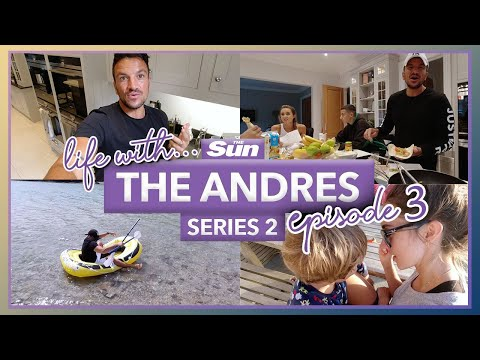 Life with The Andres: Season 2 Episode 3