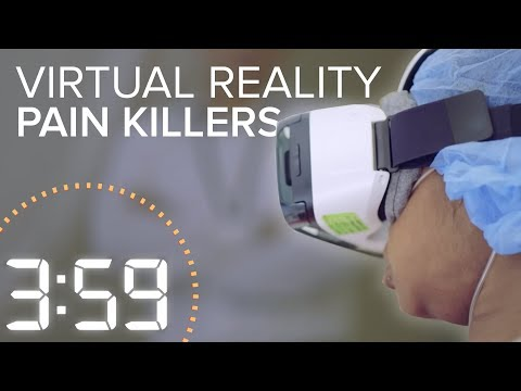 Can VR help reduce hospital patients' pain? (The 3:59, Ep. 368)