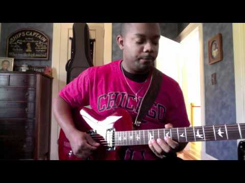 R&B Guitar: Minor 7th Chords and Pentatonic Scales