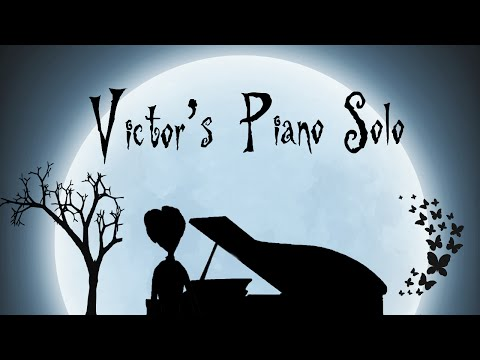"""Victor's Piano Solo"" - Tim Burton's Corpse Bride (HD Piano Cover, Movie Soundtrack)"