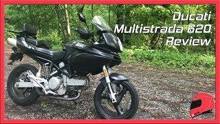 1. 2006 Ducati Multistrada 620 Review