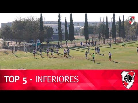 Goles de Divisiones Inferiores (22/06/2018)